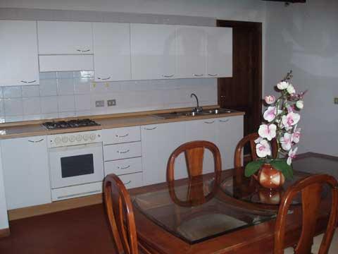Bilder von Chianti Appartamento Borgo_4_Castelnuovo_Berardenga_35_Kueche