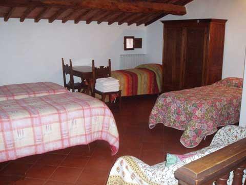Bilder von Chianti Appartamento Borgo_4_Castelnuovo_Berardenga_45_Schlafraum