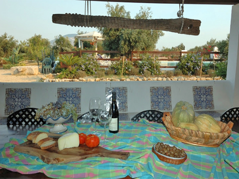 Bilder von Sicily North Coast Holiday home Campagna_66__36_Kueche
