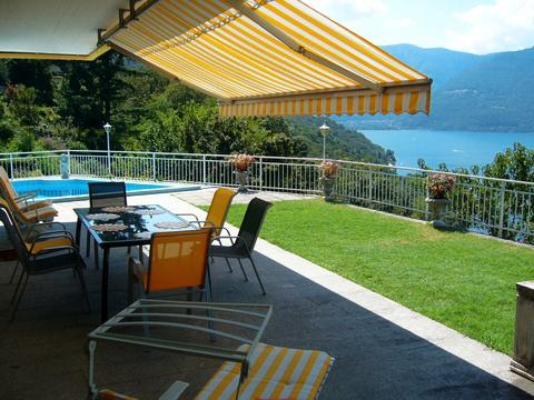 Bilder von Lago Maggiore Villa Carina_539_Tronzano_10_Balkon