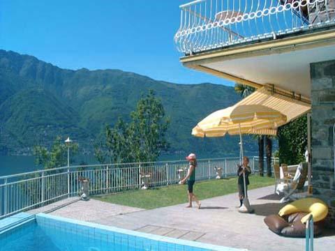 Bilder von Lac Majeur Villa Carina_539_Tronzano_15_Pool
