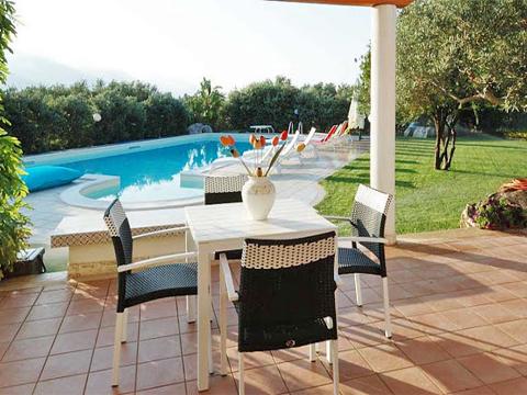 Bilder von Sicily North Coast Villa Carina_54__11_Terrasse