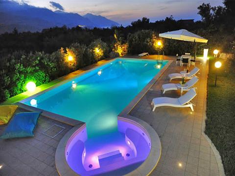 Villa in Castellammare del Golfo Sizilien Nordküste Italien