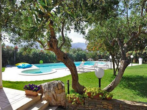 Bilder von Sicily North Coast Villa Carina_54__20_Garten