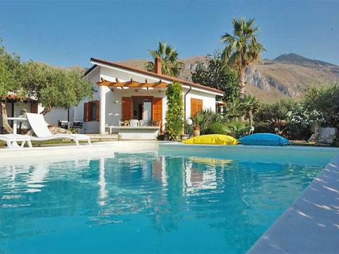 Bilder von Sicily North Coast Villa Carina_54__55_Haus