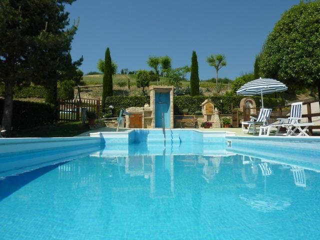 Bilder von Adriatische Zee Villa Casa_Daniele_Monte_Rinaldo_15_Pool