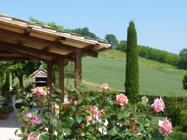 Bilder von Adriatische Zee Villa Casa_Daniele_Monte_Rinaldo_20_Garten