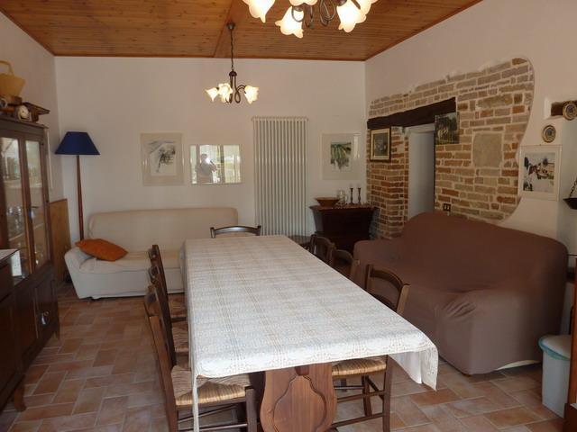 Bilder von Adriatische Zee Villa Casa_Daniele_Monte_Rinaldo_30_Wohnraum