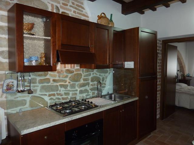 Bilder von Adriatische Zee Villa Casa_Daniele_Monte_Rinaldo_35_Kueche