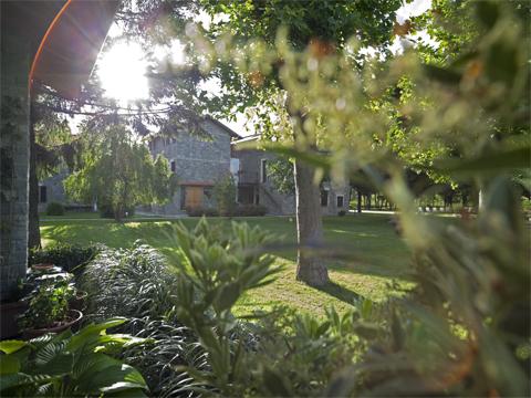Bilder von Comer See Hotel Agriturismo B&B Cascina_Borgofrancone__20_Garten