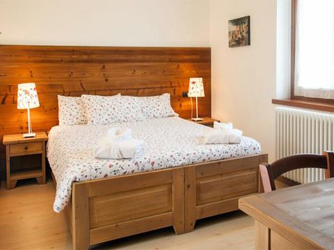Bilder von Comer See Hotel Agriturismo B&B Cascina_Borgofrancone__45_Schlafraum