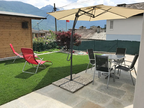 Bilder von Lago di Como Casa vacanza Cavilla_Villa_di_Tirano_21_Garten