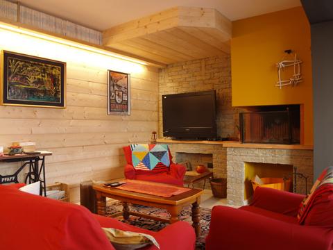 Bilder von Lago di Como Casa vacanza Cavilla_Villa_di_Tirano_30_Wohnraum