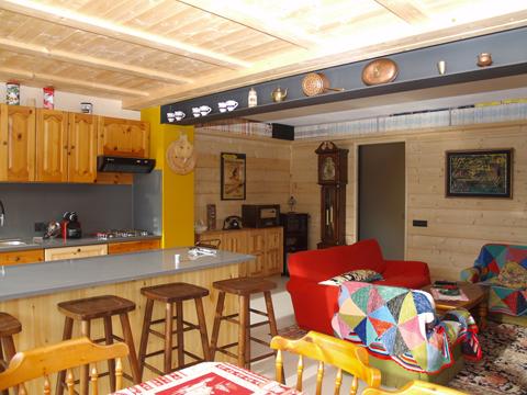 Bilder von Comer See Ferienhaus Cavilla_Villa_di_Tirano_35_Kueche