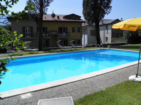 Bilder von Lac de Côme Appartement Cedro_101__Domaso_16_Pool