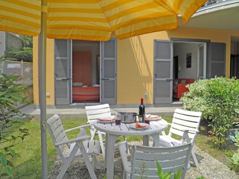 Bilder von Lac de Côme Appartement Cedro_102__Domaso_10_Balkon