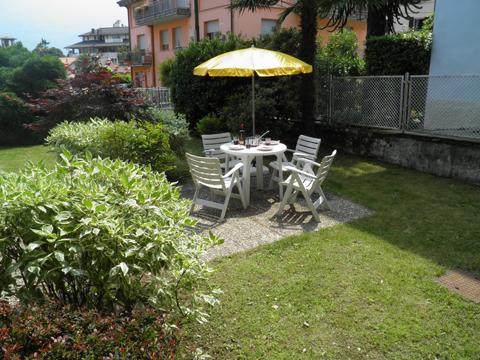 Bilder von Lago di Como Appartamento Cedro_102__Domaso_20_Garten