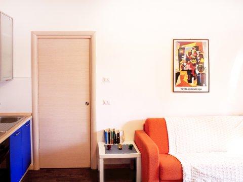 Bilder von Lago di Como Appartamento Cedro_103_Domaso_35_Kueche