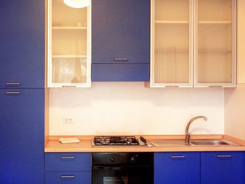 Bilder von Lago di Como Appartamento Cedro_103_Domaso_36_Kueche