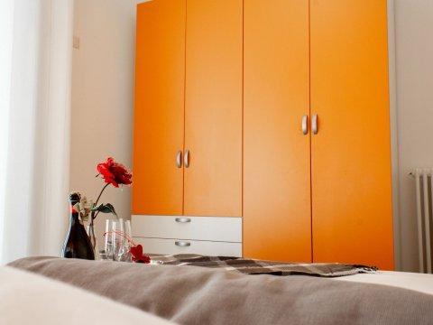 Bilder von Comomeer Appartement Cedro_103_Domaso_41_Doppelbett
