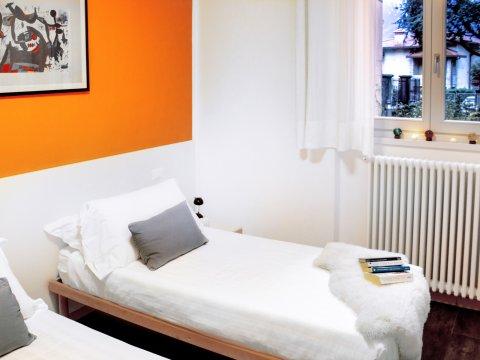 Bilder von Comomeer Appartement Cedro_104_Domaso_45_Schlafraum