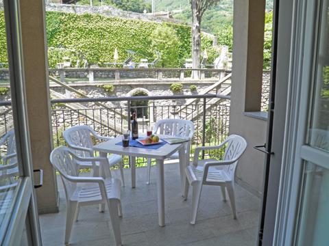 Bilder von Comer See Ferienwohnung Cedro_205__Domaso_10_Balkon