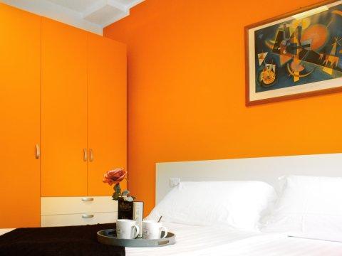 Bilder von Lago di Como Appartamento Cedro_205__Domaso_41_Doppelbett