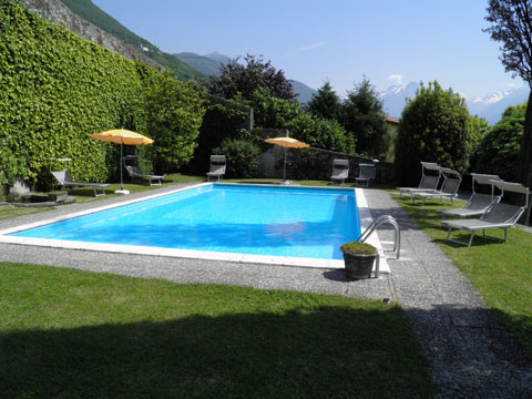 Bilder von Lake Como Apartment Cedro_206_Domaso_15_Pool