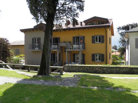 Bilder von Comer See Ferienwohnung Cedro_206_Domaso_56_Haus