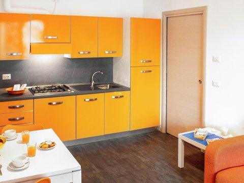 Bilder von Lake Como Apartment Cedro_207_Domaso_35_Kueche