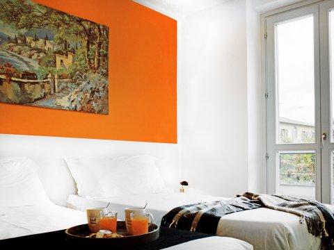 Bilder von Lake Como Apartment Cedro_208_Domaso_45_Schlafraum