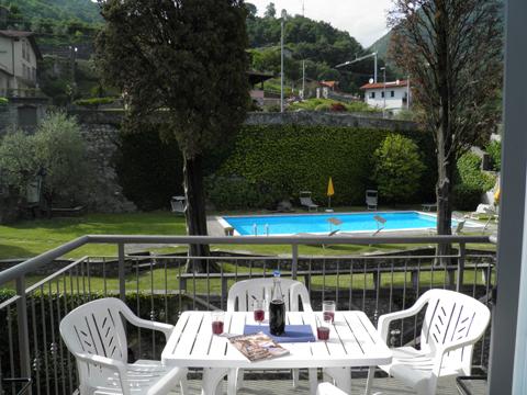 Bilder von Comer See Ferienwohnung Cedro_309_Domaso_10_Balkon