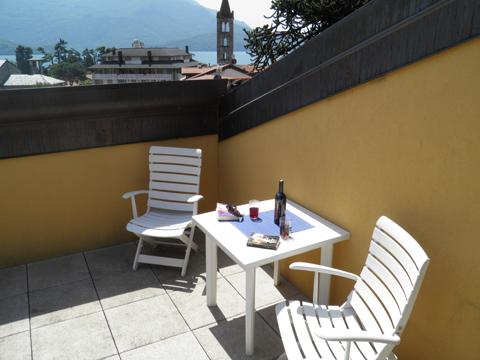 Bilder von Comer See Ferienwohnung Cedro_309_Domaso_11_Terrasse