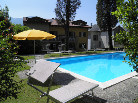 Bilder von Lac de Côme Appartement Cedro_309_Domaso_16_Pool