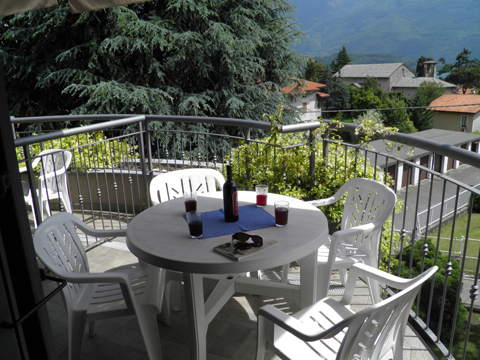 Bilder von Lake Como Apartment Cedro_310_Domaso_10_Balkon