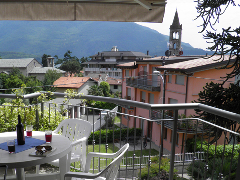 Bilder von Lake Como Apartment Cedro_310_Domaso_25_Panorama