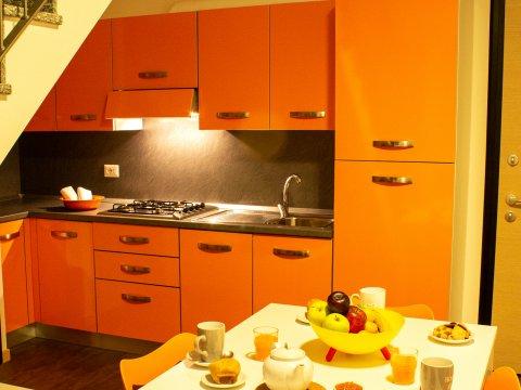 Bilder von Lake Como Apartment Cedro_310_Domaso_36_Kueche