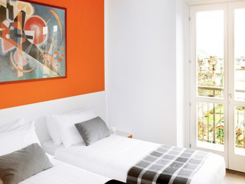 Bilder von Lake Como Apartment Cedro_311_Domaso_45_Schlafraum