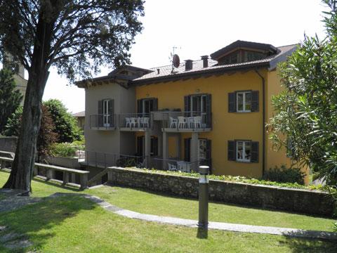 Bilder von Comer See Ferienwohnung Cedro_312_Domaso_56_Haus