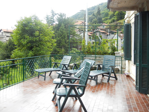 Bilder von Lago Maggiore Appartamento Cesari_Primo_2483_Tronzano_10_Balkon