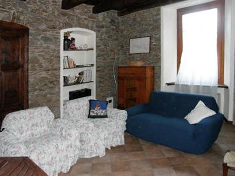 Bilder von Lago Maggiore Rustico / Natursteinhaus Chiara_537_Bassano-Tronzano_30_Wohnraum