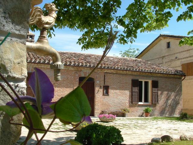 Bilder von Adriatische Zee Villa Chiara_Matelica_55_Haus
