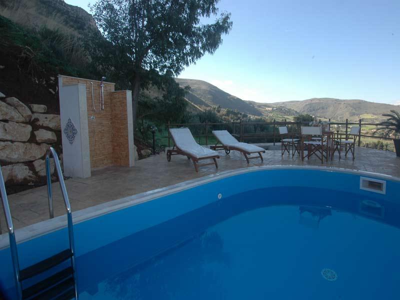 Bilder von Sizilien Nordküste Ferienhaus Clarissa_Castellammare_del_Golfo_21_Garten