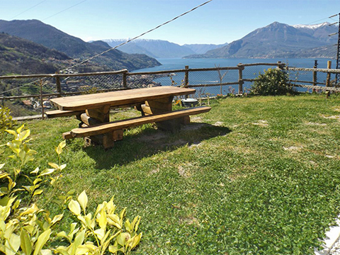 Bilder von Lake Como Holiday home Collina_Bellano_20_Garten