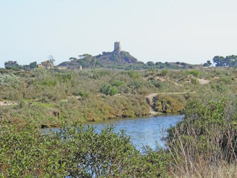 Bilder von Sardinien Südküste Ferienwohnung Corte_Vittoria_Mirto_Pula_25_Panorama