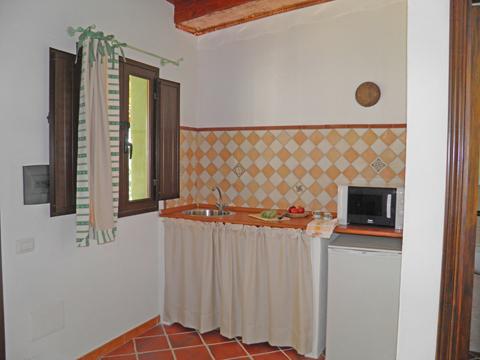 Bilder von Sardinien Südküste Ferienwohnung Corte_Vittoria_Mirto_Pula_35_Kueche