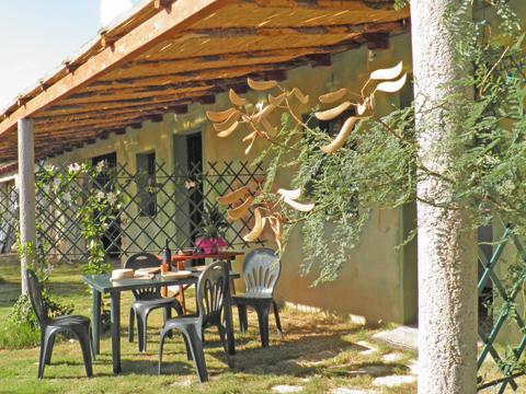 Bilder von Sardinien Südküste Ferienwohnung Corte_Vittoria_Mirto_Pula_55_Haus
