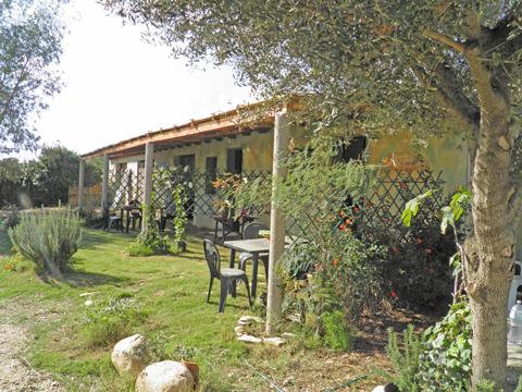 Bilder von Sardaigne Côte sud Appartement Corte_Vittoria_Mirto_Pula_56_Haus