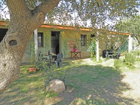 Bilder von Sardinien Südküste Ferienwohnung Corte_Vittoria_Ulivo_Pula_55_Haus