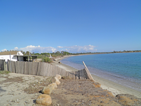 Bilder von Sardinien Südküste Ferienwohnung Corte_Vittoria_Ulivo_Pula_65_Strand